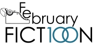 FebruaryFICTION Logo